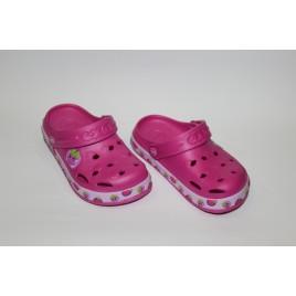 DAGO Сабо детский розовый