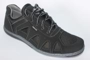 Туфли Киндзер С-15 сетка,черный