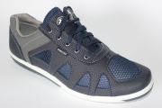 Туфли Киндзер С-15 сетка,синий