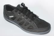 Туфли Киндзер С-32 сетка,черный